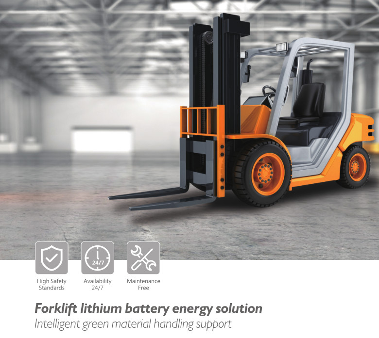 VFL forklift lithium battery series